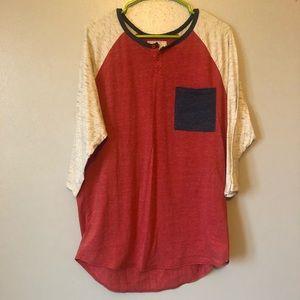 3/4th Sleeved Shirt
